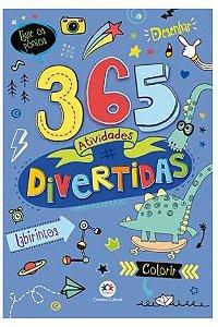Livro 365 Atividades Divertidas