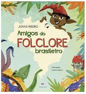 Livro Amigos do Folclore Brasileiro