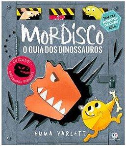 Livro com Abas Mordisco - O guia dos dinossauros