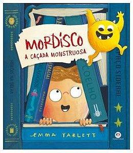 Livro com Abas Mordisco - A caçada monstruosa