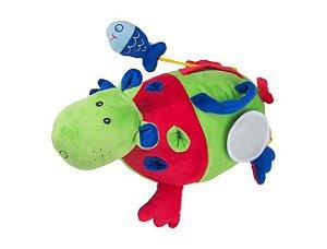 Hipopótamo de atividades