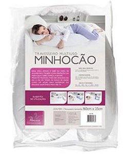 Travesseiro Multiuso Minhocão - Branco