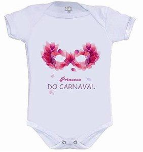 Body ou Camisetinha - Princesa do Carnaval