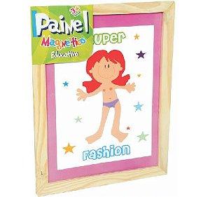 Painel Magnético - Super Fashion