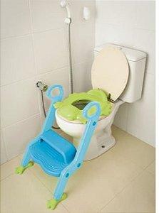 Redutor de assento com escada - Azul