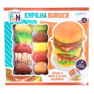 Creative Fun - Empilha Burguer