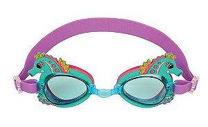 Óculos de natação divertido - CAVALO MARINHO