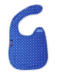 Babador impermeável Loupiot - Azul