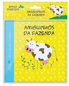 Livro de Banho - Amiguinhos da Fazenda