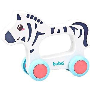 Meu carrinho animal - Zebra
