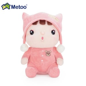 Boneca Metoo Sweet Candy Bebe Rosa