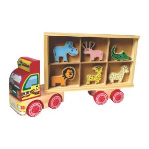 Caminhão Zoo Trans
