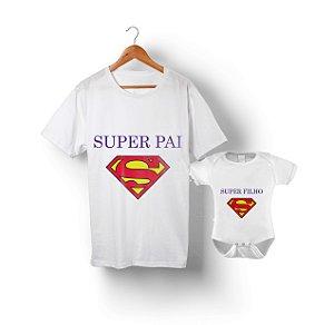 Kit Tal Pai Tal Filho - Super pai super filho