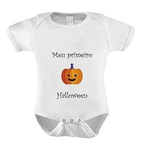 Body - Meu Primeiro Halloween Abóbora