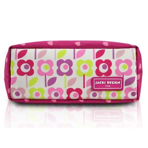 Estojo - Flor Pink SAPEKA - Pink