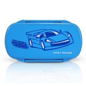 Pote p/ Lanche - Carro SAPEKA - Azul Claro