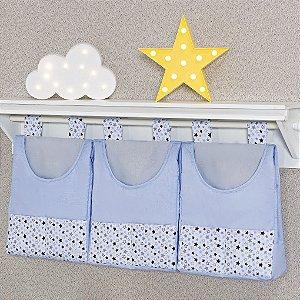 Porta Fraldas para varão - 3 peças - BLUE SKY