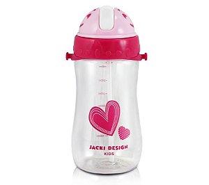 Squeeze - Coração Pink SAPEKA - Pink