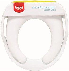 Assento Redutor Soft com Alça - BRANCO