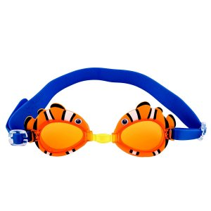 Óculos de natação divertido - PEIXE PALHAÇO