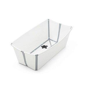 Banheira Flexível Branca - Stokke
