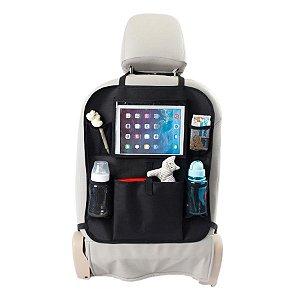 Organizador Para Banco Carro com Porta Tablet