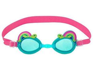 Óculos de natação divertido - TARTARUGA