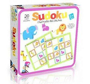 Sudoku Ilustrado dos Bichos Gigante