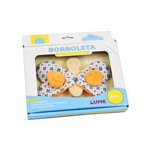 Brinquedo Sensorial de Madeira - Borboleta