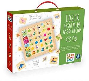 Logix - Desafio da Associação Lógica