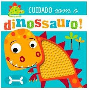 Livro - Cuidado com o dinossauro!