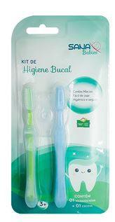 Kit Higiene Bucal para bebês