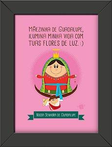 Quadrinhos Nossa Senhora de Guadalupe - Coisa de Santo