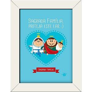 Quadrinhos Sagrada Família - Coisa de Santo