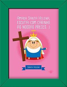 Quadrinhos Santa Helena - Coisa de Santo