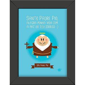 Quadrinhos São Padre Pio - Coisa de Santo
