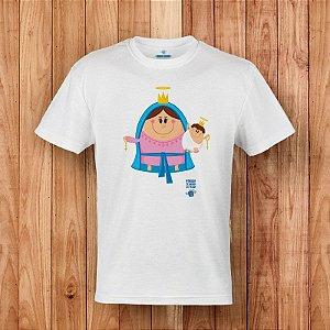 Camisa Nossa Senhora da Penha - Coisa de Santo