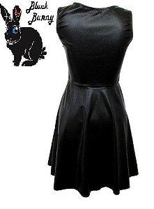 vestido all black