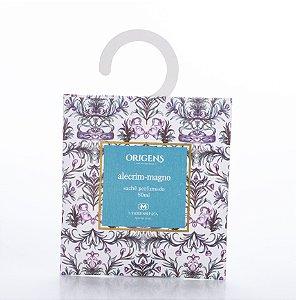 Sachê perfumado Alecrim-Magno - 80ml