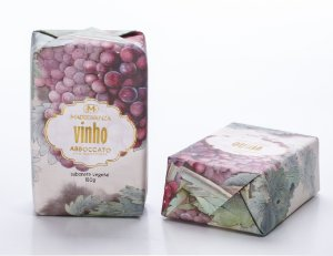 Sabonete vegetal Vinho - 180g