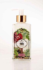 Hidratante corporal Vinho - 250ml