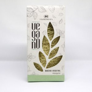 Bucha Vegetal Retangular Vegano