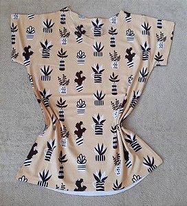 Blusa Feminina no Atacado Cactos Pequenos