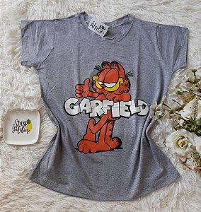 Tee Feminina Para Revenda Garfield