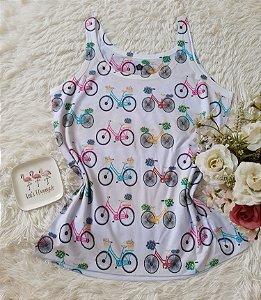 Regata Feminina Para Revenda Bikes Coloridas