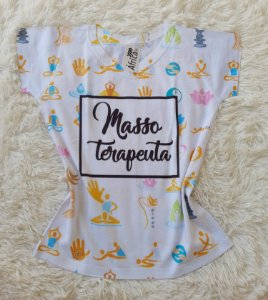 T-shirt Massa Terapeuta