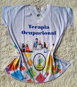 T-Shirt Feminina No Atacado Profissão Terapia Ocupacional