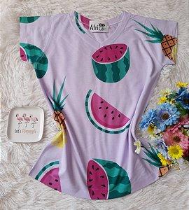 Blusa Feminina no Atacado Frutas