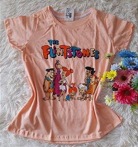Blusa Feminina no Atacado Flinstones
