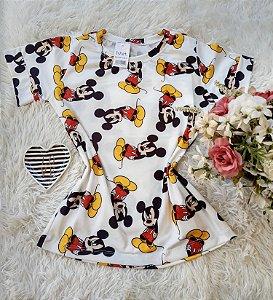 T-Shirt Feminina Mickeys